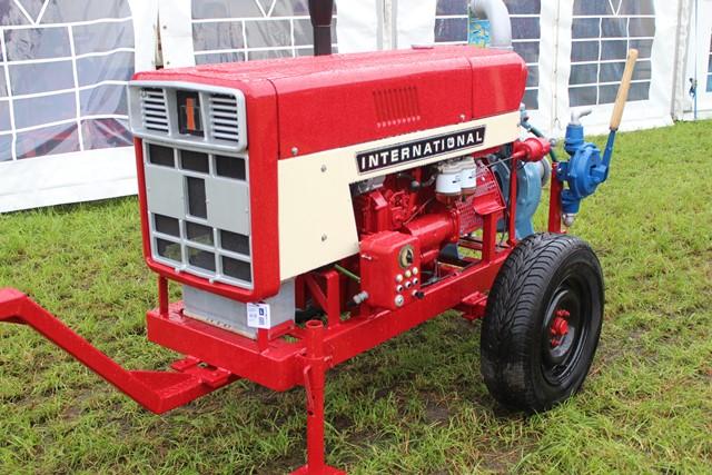 Pumpmotor