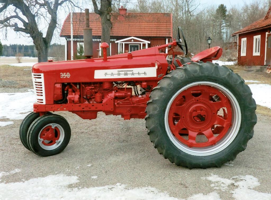 Farmall 350