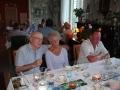 Middag med Åländska vänner