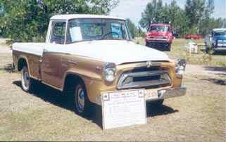 Den exklusiva modell A-100 från jubileumsåret 1957